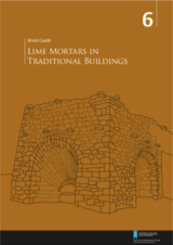Preview of Lime mortars in traditional buildings